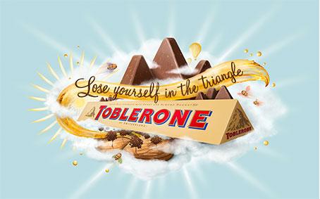 Brand Stories #2 : Toblerone, trompe l'oeil et chocolat